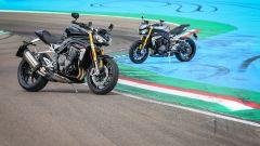 Triumph Speed Triple 1200 RS: la prova in pista dice che... (Video) - Immagine: 13
