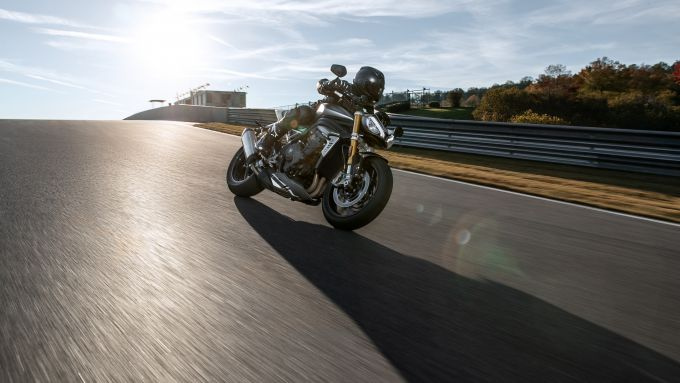Triumph Speed Triple 1200 RS