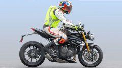 Triumph Speed Triple 2021: cilindrata, motore, potenza