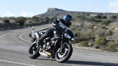 Nuova Triumph Speed Triple: la prova su strada - Immagine: 11