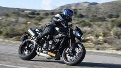 Nuova Triumph Speed Triple: la prova su strada - Immagine: 12