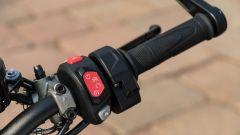 Triumph Speed Triple RS 2019: il blocchetto d'accensione