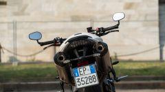 Triumph Speed Triple RS 2019: il posteriore