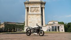 Triumph Speed Triple RS 2019: panoramica
