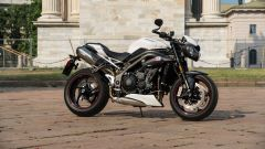 Triumph Speed Triple RS 2019: vista laterale