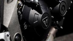 Triumph Speed Triple RS: sotto i carter ben 105 nuovi componenti