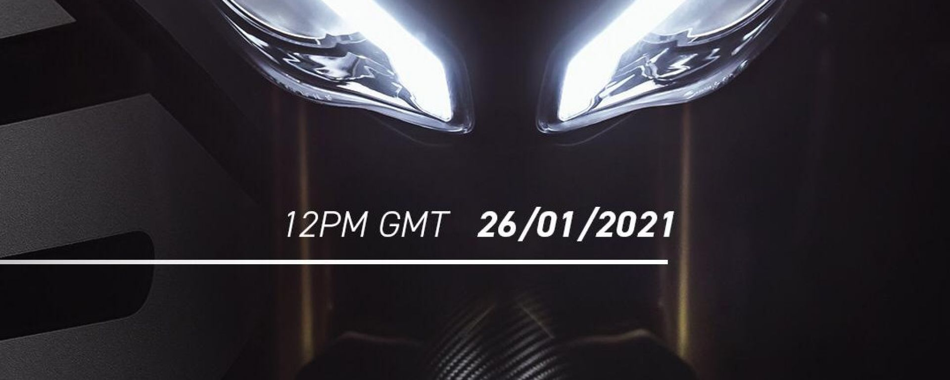 Triumph Speed Triple RS: verrà presentata il 26 gennaio