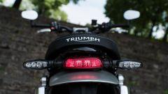 Triumph Speed Twin 1200: dettaglio del posteriore