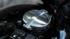 Triumph Speed Twin 1200: il tappo del serbatoio tipo Monza