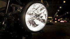 Triumph Speed Twin 2019: faro anteriore full LED
