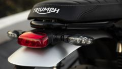Triumph Speed Twin 2019: il fanale posteriore a LED