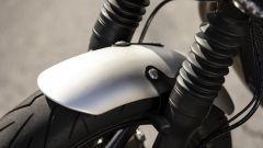 Triumph Speed Twin 2019: il parafango in alluminio
