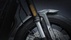 Triumph Speed Twin 2021, performance rétro. La prova video - Immagine: 23