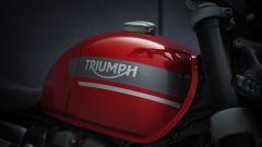 Triumph Speed Twin 2021, performance rétro. La prova video - Immagine: 26