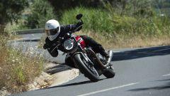 Triumph Speed Twin 2021, performance rétro. La prova video - Immagine: 1