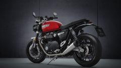 Triumph: ecco come cambia la classica Speed Twin 2021 - Immagine: 3