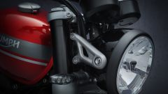 Triumph: ecco come cambia la classica Speed Twin 2021 - Immagine: 11