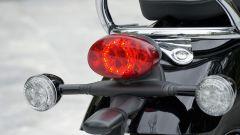Triumph Speedmaster 2018: il fanale posteriore a LED