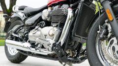 Triumph Speedmaster 2018: il motore