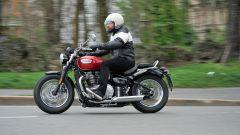 Triumph Speedmaster 2018: la prova su strada