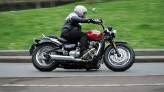 Triumph Speedmaster 2018 vista da... sotto
