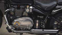 Triumph Speedmaster: dettaglio del motore
