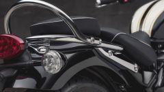 Triumph Speedmaster: dettaglio del posteriore