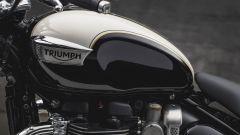 Triumph Speedmaster: il serbatoio