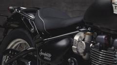 Triumph Speedmaster: la sella per il passeggero non è obbligatoria