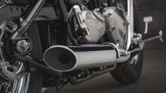 Triumph Speedmaster: lo scarico
