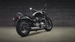 Triumph Speedmaster: vista 3/4 posteriore