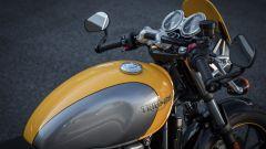 Triumph Street Cup: prova, prezzo, caratteristiche. Guarda il video - Immagine: 12