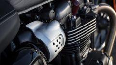Triumph Street Cup: prova, prezzo, caratteristiche. Guarda il video - Immagine: 15