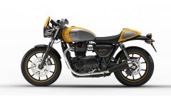 Triumph Street Cup Racing Yellow, Intermot 2016