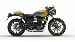 Triumph Street Cup Racing Yellow