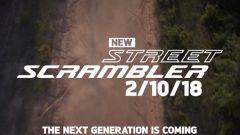 Triumph Street Scrambler 2019: arriva a Intermot 2018. Ecco come cambia