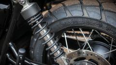 Triumph Street Scrambler, ammortizzatore posteriore