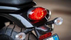 Triumph Street Scrambler, luce posteriore a Led