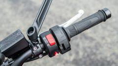Triumph Street Triple R 2020: i comandi sono semplici da utilizzare