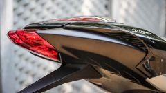 Triumph Street Triple RS: dettaglio del codone