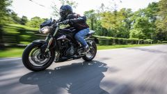 Triumph Street Triple RS: il test ride