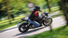 Triumph Street Triple RS: una settemmezzo compattissima