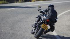 Triumph Street Triple RS: vista posteriore