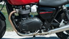 Triumph Street Twin 2019: il motore 900 cc High Torque