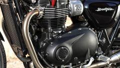Triumph Street Twin, il motore