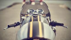 Triumph Thruxton R by Barbour International - Immagine: 6