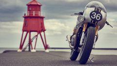 Triumph Thruxton R by Barbour International - Immagine: 1