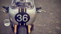 Triumph Thruxton R by Barbour International - Immagine: 5