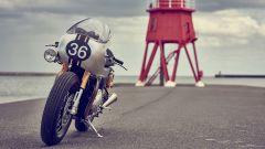 Triumph Thruxton R by Barbour International - Immagine: 3