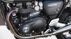 Triumph Thruxton RS: Il nuovo motore High Power da 105 cv